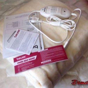 cung cấp sản phẩm chính hãng Chăn điện Đức cao cấp thương hiệu Beurer HD90