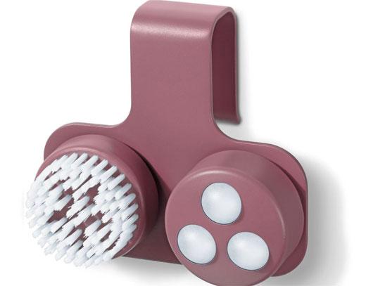 Các nút con năn massage của bồn ngâm chân có thể tháo lắp đơn giản