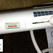 Bộ điều khiển cao cấp chăn điện Beurer HD100