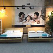 chuyên cung cấp Đệm Nhật Bản Color Foam thương hiệu của công ty Inoac Japan