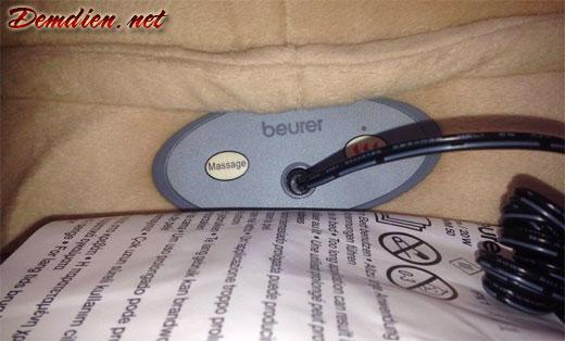 Cung cấp ủng sưởi ấm massage chính hãng Beurer