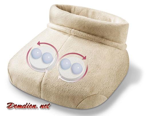 phân phối ủng sưởi ấm cao cấp massage từ đức