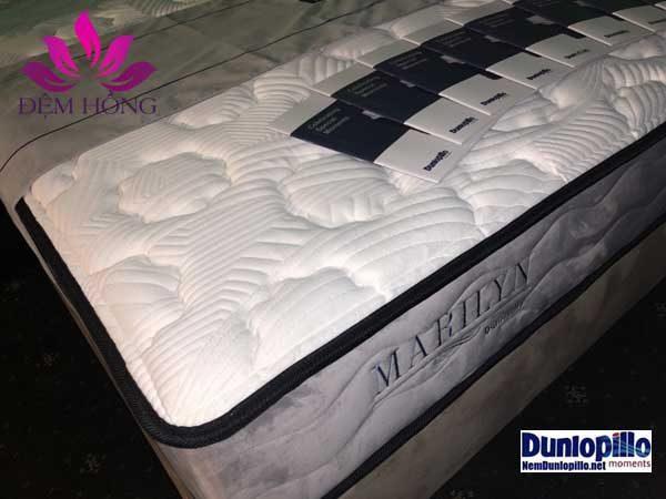 Nệm Marilyn Dunlopillo nguyên liệu nhập ngoại cao cấp
