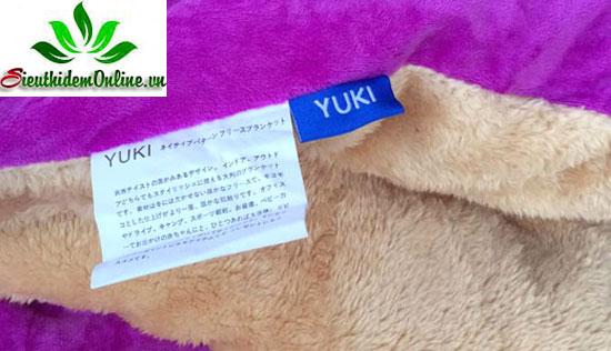 địa chỉ bán chăn lông cừu yuki tại hà nội
