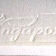 Lõi bông đệm Singapore Nano gấm
