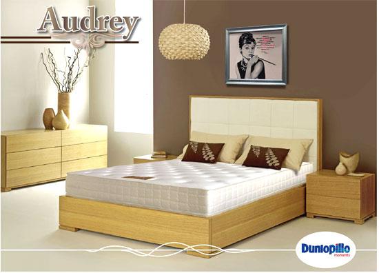 địa chỉ bán đệm lò xo audrey dunlopillo