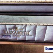 Dòng nệm Elizabeth chính hãng Dunlopillo