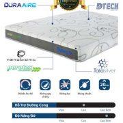 cung cấp Dunlopillo Pure dòng nệm cao su thiên nhiên