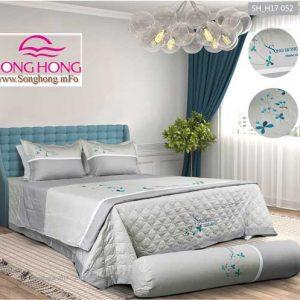 địa chỉ bán chăn ga gối Sông Hồng H17 - 052