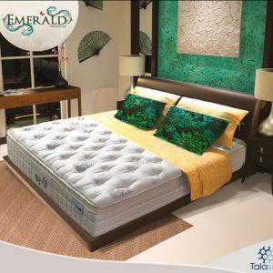 địa chỉ bán đệm lò xo Emerald Premium dunlopillo