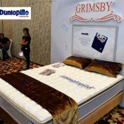tổng kho đệm lò xo Grimsby Dunlopillo