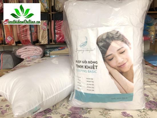 Ruột gối bông siêu nhẹ tinh khiết Sleeping Comfort