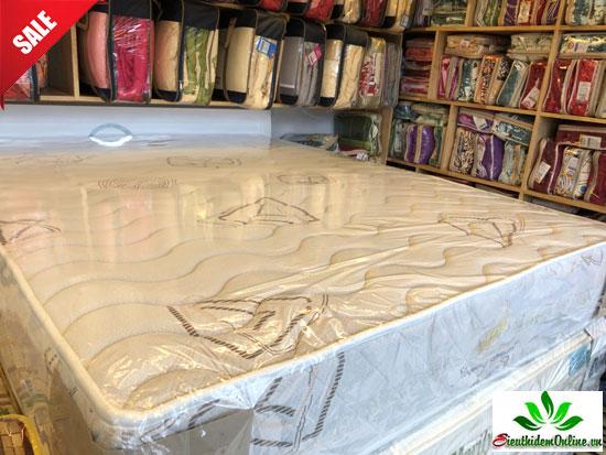 Đệm lò xo túi Sleeping comfort chính hãng tại Hà Nội