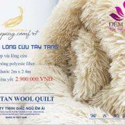Chăn lông cừu Tây Tạng cao cấp