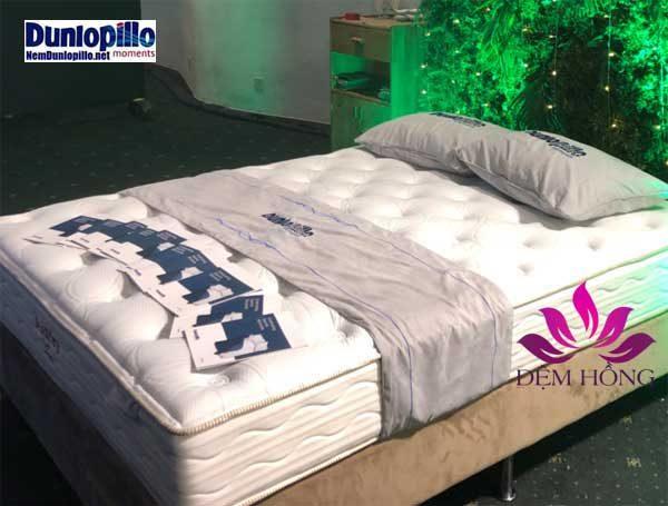 Mẫu đệm Audrey Dunlopillo được ưa chuộng tại việt Nam