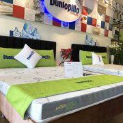 Đệm cao su Dunlopillo dòng Relax nhập khẩu từ Châu Âu