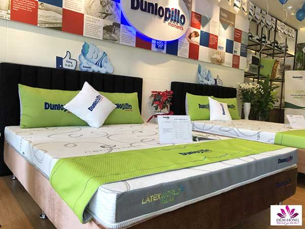 Đệm cao su Dunlopillo dòng Relax