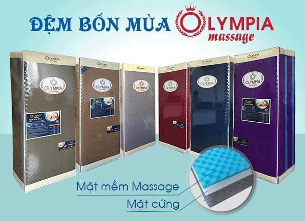 Olympia Massage - mẫu đệm được yêu tích nhất tại Việt Nam