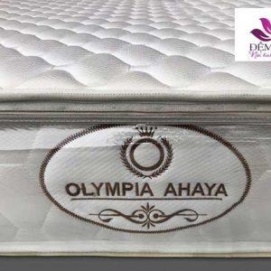 Logo đệm lò xo cối Ahaya Olympia