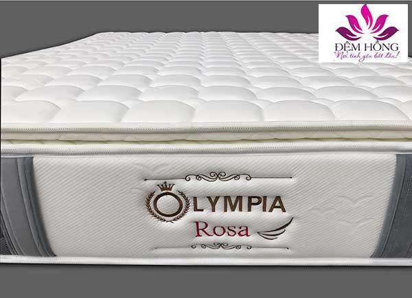 Logo đệm lò xo Rosa cao cấp