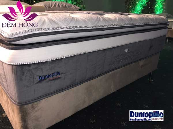 Mẫu nệm lò xo Royal Kensington chính hãng Dunlopillo