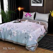 Chăn hè Nhật Bản Nishikawa vải Tencel – Mã mầu Ni-01