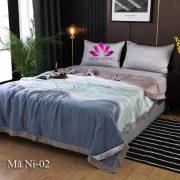 Chăn hè Nhật Bản Nishikawa vải Tencel – Mã mầu Ni-02