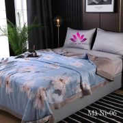 Chăn hè Nhật Bản Nishikawa vải Tencel – Mã mầu Ni-06